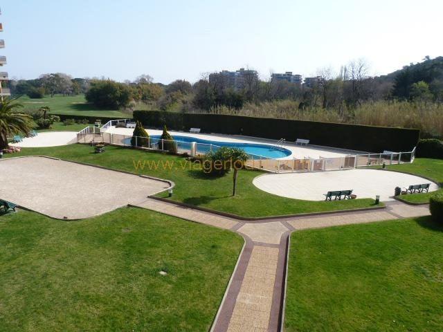 Lijfrente  appartement Mandelieu-la-napoule 80000€ - Foto 17