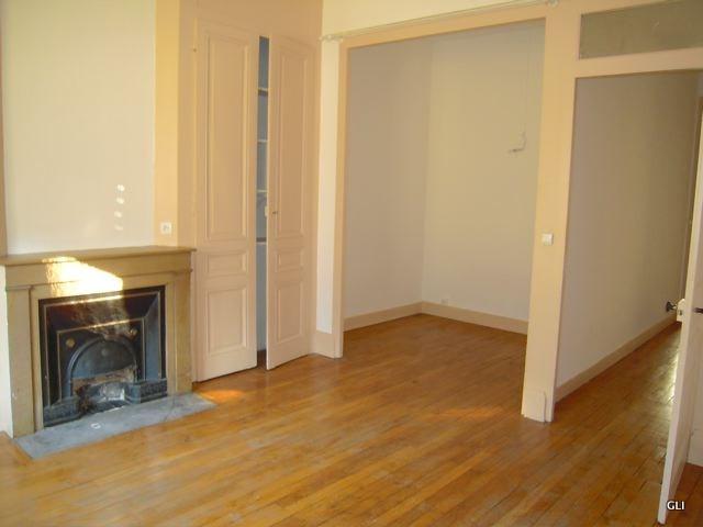 Rental apartment Lyon 6ème 805€ CC - Picture 4