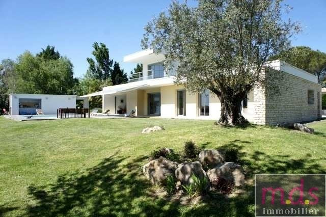 Deluxe sale house / villa Montastruc secteur 730 000€ - Picture 1
