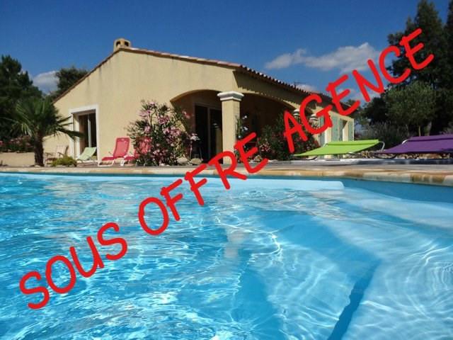 Vente maison / villa Sillans-la-cascade 349650€ - Photo 1