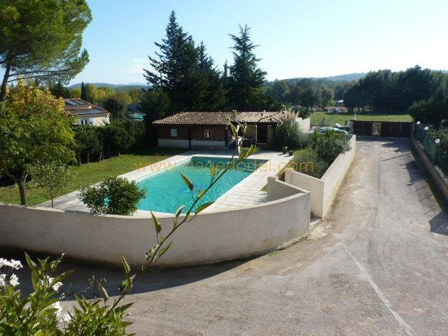 Life annuity house / villa Callian 340 000€ - Picture 8