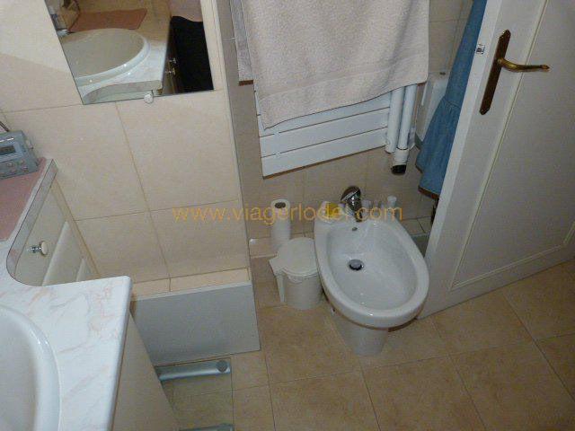 Vendita nell' vitalizio di vita appartamento Golfe-juan 35000€ - Fotografia 9