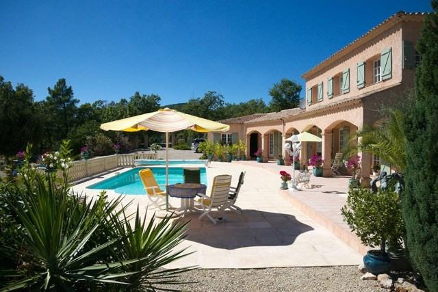 Verkauf von luxusobjekt haus Mons 515000€ - Fotografie 2