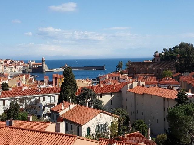 Location vacances appartement Collioure 443€ - Photo 1