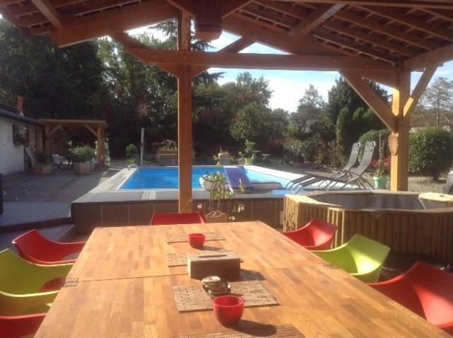 Vente maison / villa Labatut riviere 409500€ - Photo 3