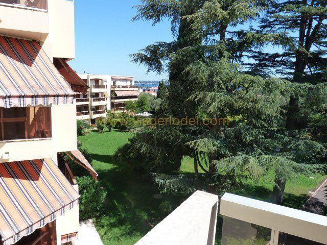 Vendita nell' vitalizio di vita appartamento Golfe-juan 35000€ - Fotografia 1