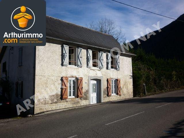 Vente maison / villa Louvie juzon 80990€ - Photo 1
