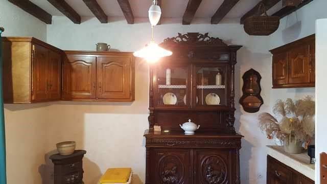 Vente maison / villa Saint germain du bois 205000€ - Photo 13