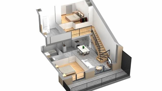 Sale apartment Villaz 294000€ - Picture 10
