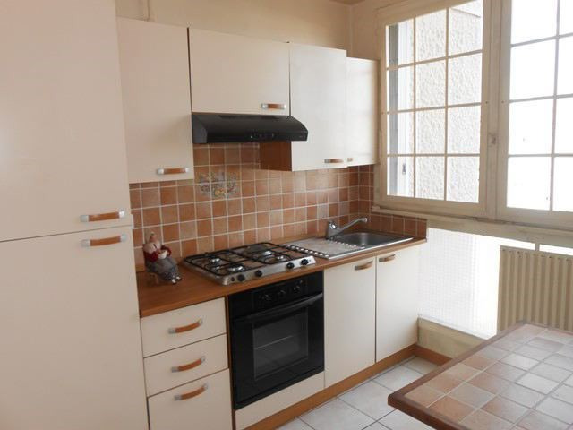 Rental apartment Andrezieux-boutheon 330€ CC - Picture 1