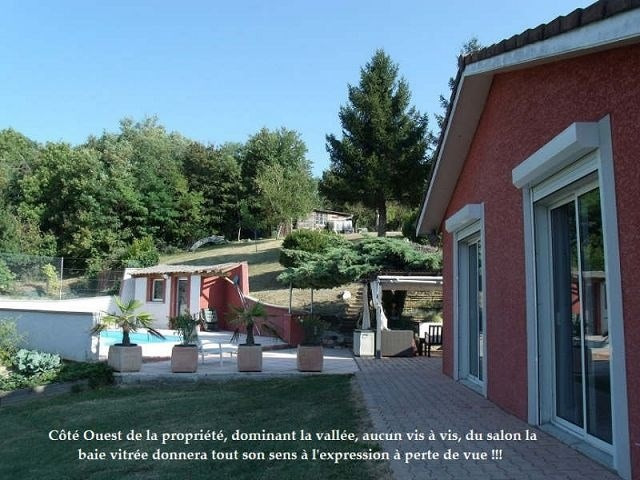 Vente maison / villa Beausemblant 387000€ - Photo 1
