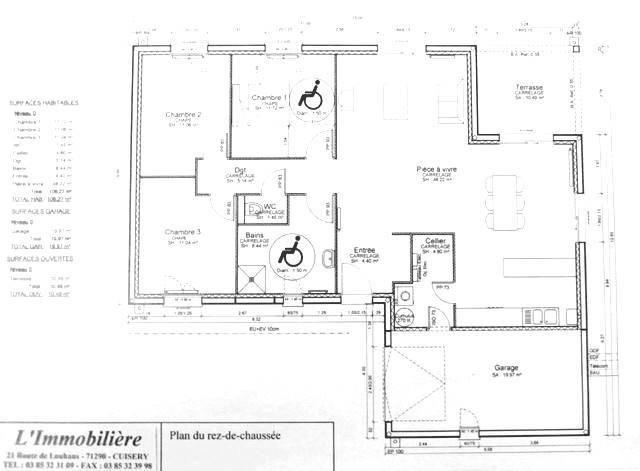 Vente maison / villa Branges 5 minutes 185000€ - Photo 6