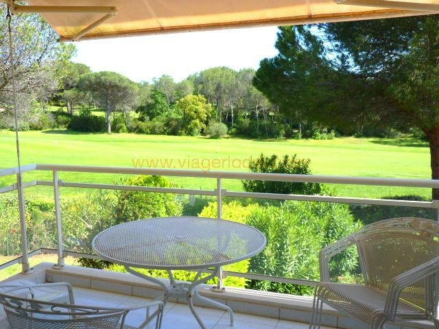Life annuity apartment Saint-raphaël 133 000€ - Picture 1