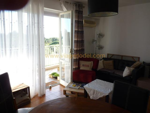 Life annuity apartment Saint-raphaël 85 000€ - Picture 4