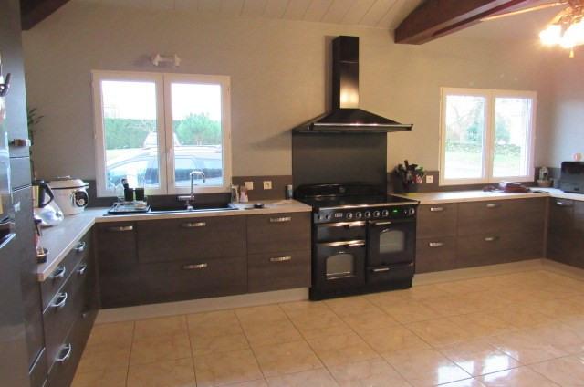 Vente maison / villa Romegoux 330215€ - Photo 5