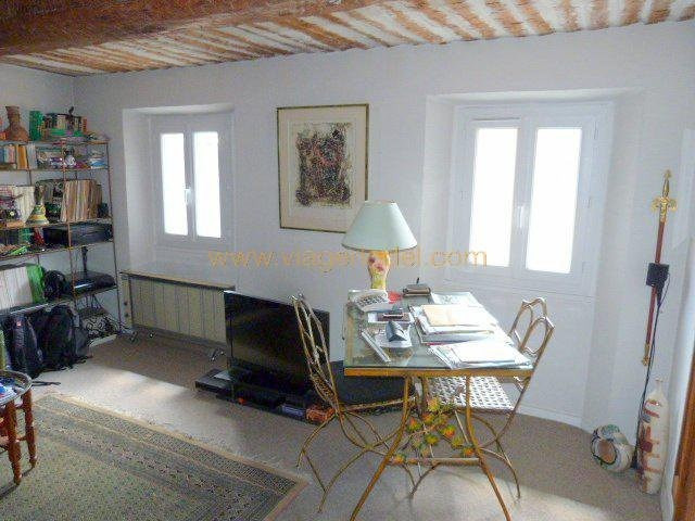 Life annuity apartment Vallauris 40 000€ - Picture 1