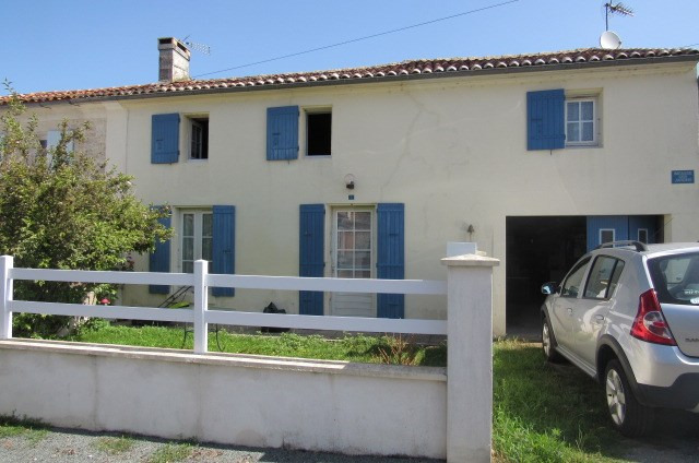 Vente maison / villa Archingeay 148 500€ - Photo 1