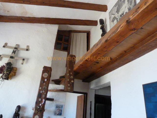 Vendita nell' vitalizio di vita casa Gattières 515000€ - Fotografia 17