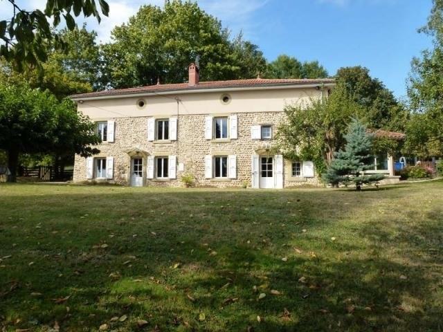Vente maison / villa Hauterives 360000€ - Photo 1