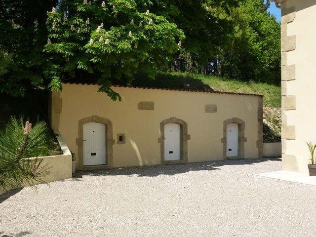 Deluxe sale house / villa Chateauneuf de galaure 567500€ - Picture 12
