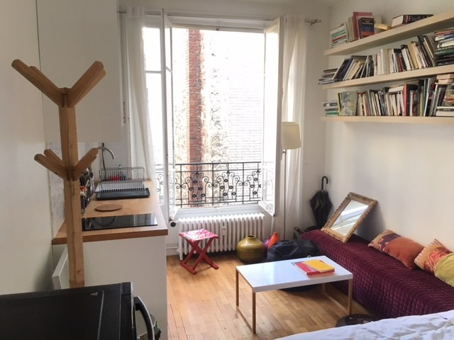 Sale apartment Paris 5ème 210 000€ - Picture 2