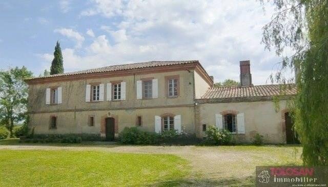 Vente de prestige maison / villa Montgiscard coteaux 455000€ - Photo 1