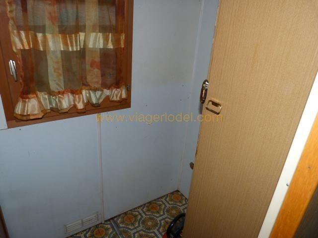 Vendita nell' vitalizio di vita casa Valbonne 110000€ - Fotografia 10