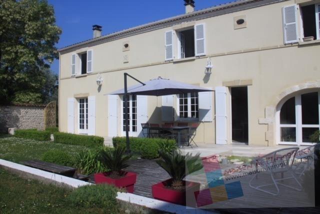 Sale house / villa Segonzac 339200€ - Picture 1