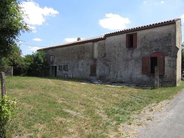 Vente maison / villa Asnières-la-giraud 75000€ - Photo 1