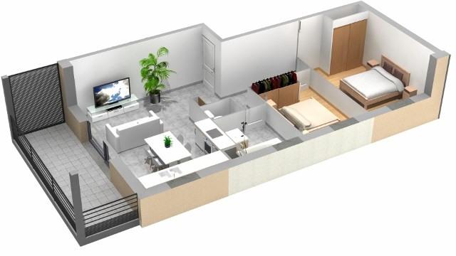 Vente appartement Villaz 243000€ - Photo 10