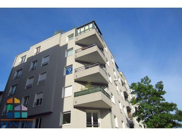 BRON Appartement meublé 1 pièce 24.8 m²