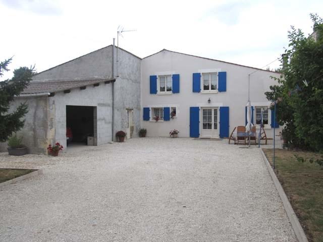 Vente maison / villa Les eglises d'argenteuil 117000€ - Photo 1