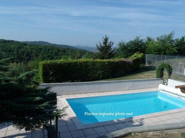 Vente maison / villa Beausemblant 387000€ - Photo 2