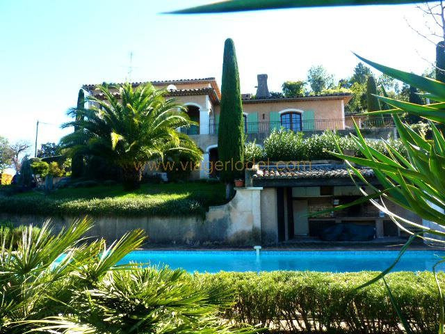 Verkauf auf rentenbasis haus Les adrets-de-l'estérel 236000€ - Fotografie 14