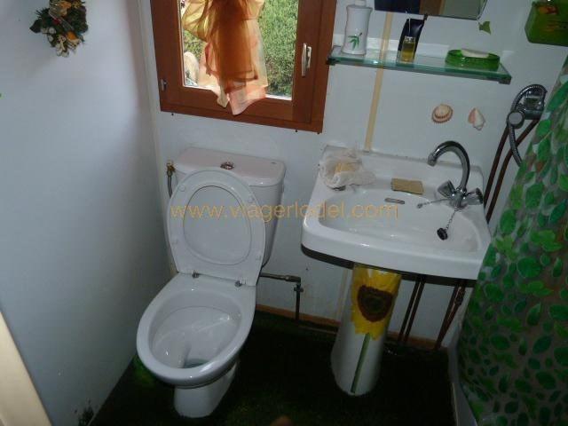 Vendita nell' vitalizio di vita casa Valbonne 110000€ - Fotografia 12