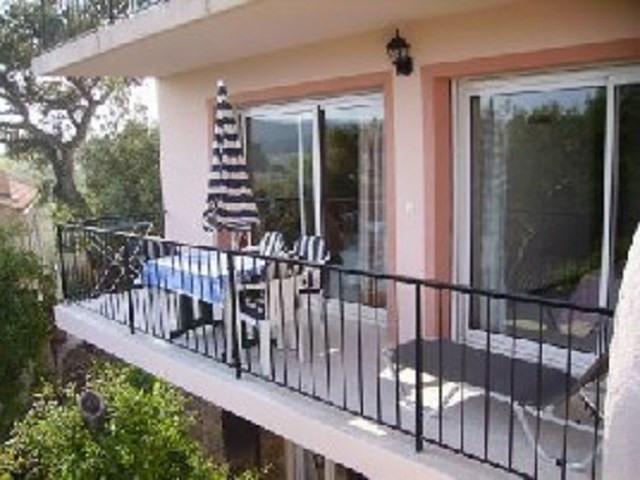 Location vacances appartement Le lavandou 504€ - Photo 5
