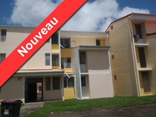 Sale apartment Ducos 115500€ - Picture 1