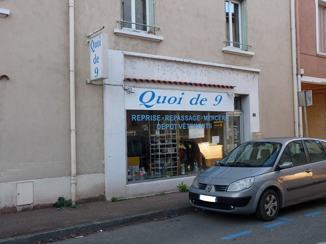 Vente fonds de commerce boutique Montrond-les-bains 66 000€ - Photo 1