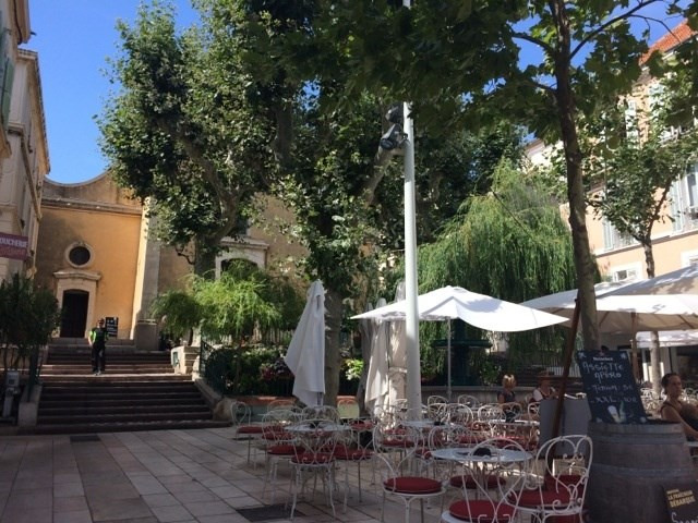 Location vacances appartement Bandol 450€ - Photo 14