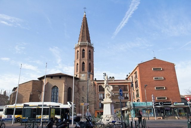 Rental apartment Toulouse 448€ CC - Picture 1