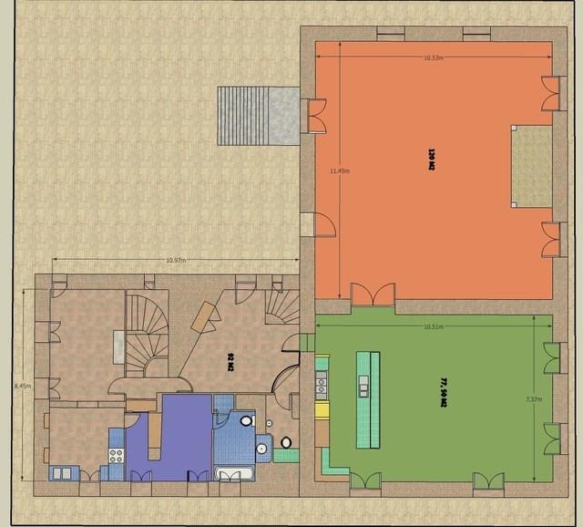 Venta de prestigio  casa Le canton de fayence 1470000€ - Fotografía 8