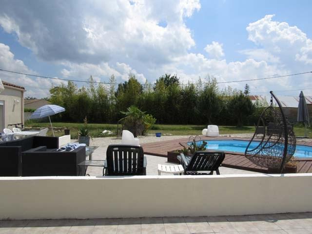 Vente maison / villa Aulnay 233200€ - Photo 2