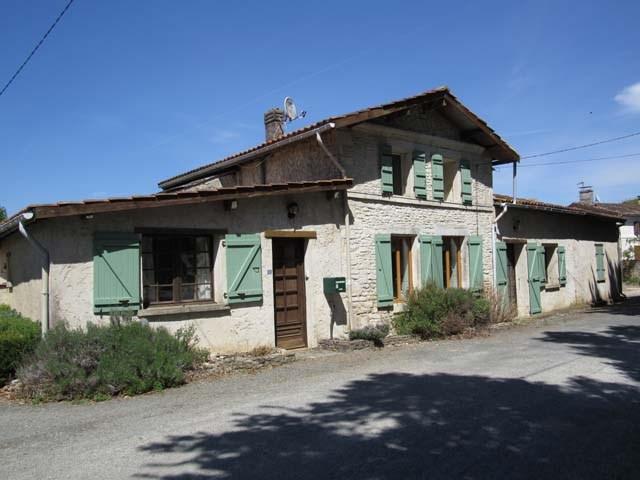 Vente maison / villa Saint-hilaire-de-villefranche 127800€ - Photo 1