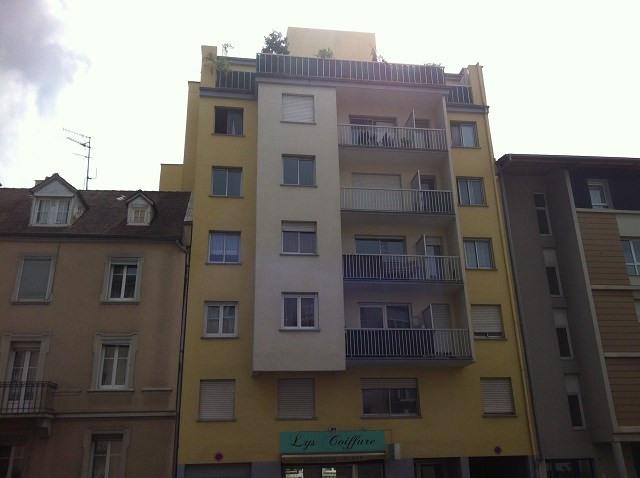 Location appartement Cronenbourg 420€ CC - Photo 1