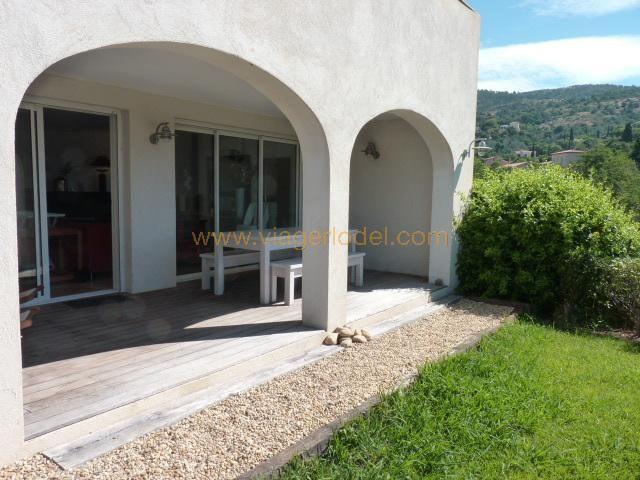 Vendita nell' vitalizio di vita appartamento Rayol-canadel-sur-mer 165000€ - Fotografia 2
