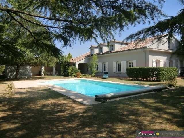 Deluxe sale house / villa Montgiscard secteur 640000€ - Picture 1
