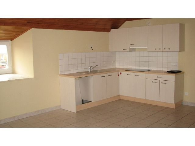 Rental apartment St agreve 480€ CC - Picture 1