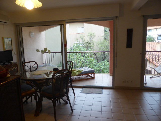 Location vacances appartement Collioure 273€ - Photo 3