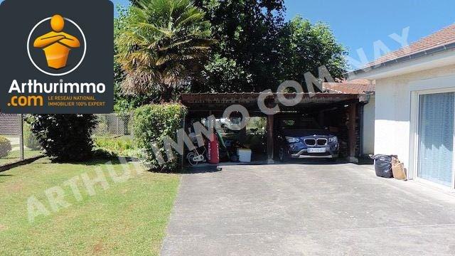 Produit d'investissement maison / villa Bordes 239200€ - Photo 9