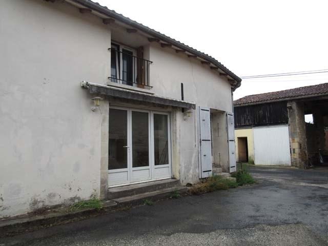 Vente maison / villa Archingeay 106500€ - Photo 1
